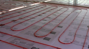Radiant Heat Transfer Heats The Objects In The Room Including The Furniture  And The Person, Not The Air. This Allows For A Heating Curve Near The ...